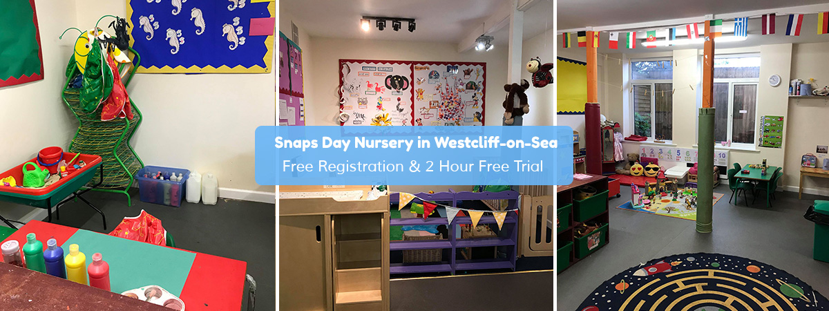Day Nursery In Westcliff-on-Sea, Essex