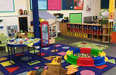 Rooms at Snaps Day Nursery In Westcliff-on-Sea, Essex