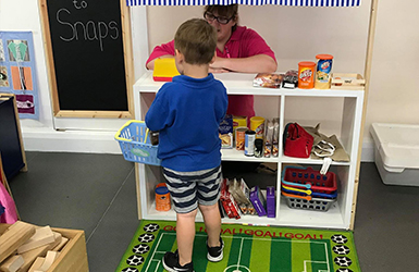 Snaps Day Nursery Gallery - Westcliff-on-Sea, Essex